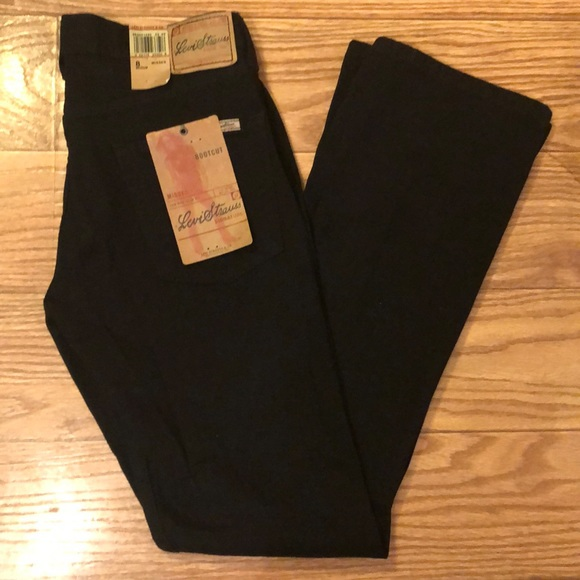 Levi's Denim - Levi Strauss Signature Bootcut Jeans NWT